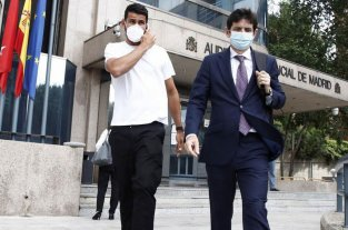 Condenaron a seis meses de prisión a Diego Costa y el delantero pagará una multa