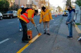 Urquiza y Av. Gorriti tendrán su carril exclusivo para bicicletas