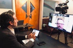 Gustavo Zorzoli y Oscar Martínez: Educación virtual igualitaria e inclusiva en Santa Fe