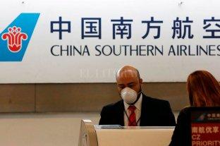 China reabrirá de manera parcial su espacio aéreo -  -
