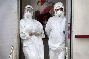 Confirmaron este jueves 5 nuevas muertes por coronavirus en Argentina -  -