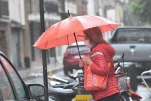 Alerta meteorológico por abundantes precipitaciones en la ciudad de Santa Fe -