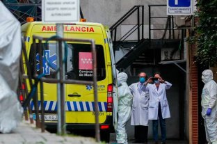España registró cinco muertos por Covid-19 en la última jornada