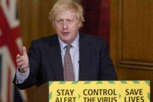 Reino Unido insta a los países a unirse para luchar contra el coronavirus en cumbre por vacunas