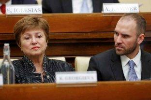 """FMI: """"Aun no hemos comenzado un nuevo programa con la Argentina"""" -  -"""