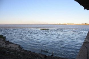 Repunte: el Río Paraná superó el metro y medio en Santa Fe - Un poco de alivio para la Laguna Setúbal, fiel reflejo de la bajante histórica del Río Paraná -