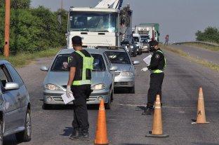Santa Fe fortalece el control de rutas y pasos interprovinciales con Buenos Aires y Chaco -  -