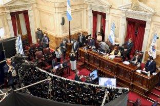 La oposición bloqueó el tratamiento de la Ley de Alquileres en el Senado -  -
