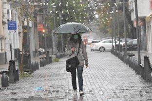 Se renovó el alerta por abundantes precipitaciones para Santa Fe -
