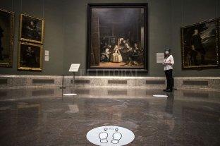 Reabrirá el Museo del Prado tras su cierre por la pandemia