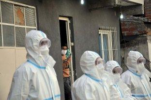 Coronavirus en Argentina: récord de 25 muertos y 929 casos en las últimas 24 horas -  -