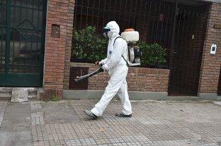 Ya son 4.868 los casos de dengue en la provincia de Santa Fe -  -