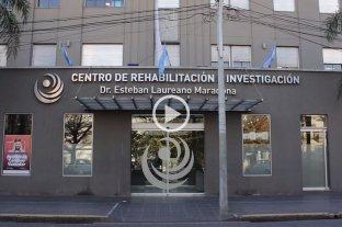 Volvieron las actividades en el centro de rehabilitación de Jerárquicos -  -