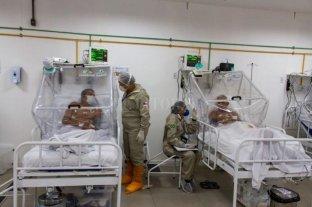 El coronavirus ya afecta al 75% de las localidades brasileñas