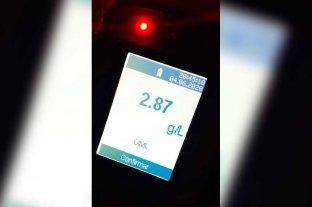 Detuvieron a conductores alcoholizados en dos puntos de la provincia de Santa Fe -  -