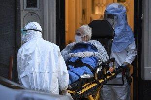 Confirmaron 7 nuevas muertes por coronavirus en Argentina - Imagen ilustrativa. -