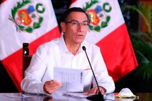 Coronavirus: Integrantes del gobierno de Perú se bajan el sueldo