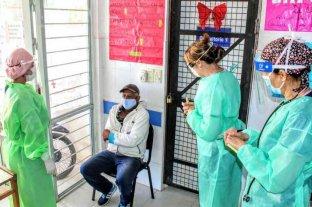 Coronavirus: ya son más de 1.000 los contagios en Chaco