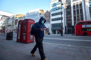Reino Unido tiene la tasa de contagio por coronavirus más alta de Europa después de Suecia