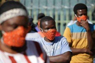 Sudáfrica registra 3.267 casos de coronavirus, nuevo récord diario
