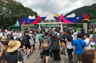 Japón cancela el tradicional festival de rock