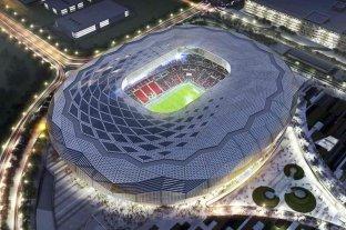 Qatar anuncia que finaliza otro estadio para la Copa del Mundo de 2022