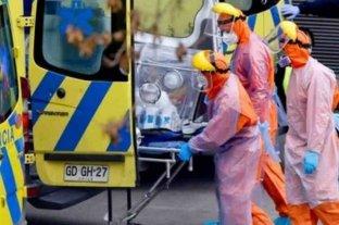 Chile reporta 92 muertes por coronavirus en un día, un nuevo récord