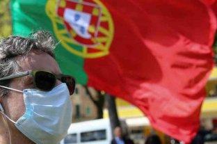 Portugal registra pico de contagios