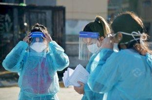 Confirmaron 24 muertos y 840 casos de coronavirus en Argentina -  -