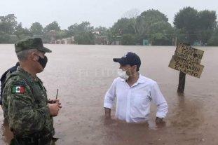 La tormenta tropical Cristóbal se intensifica mientras se dirige a Estados Unidos