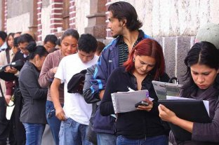Cerca de 900 mil personas perdieron su empleo durante la cuarentena, según un informe