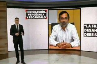 """Rodolfo Barili se refirió al alegato de """"desahogo sexual"""" por la violación en manada"""