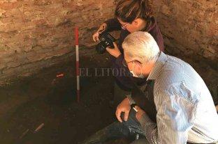 Arqueólogos analizaron restos óseos encontrados en una capilla de 1930  -  -