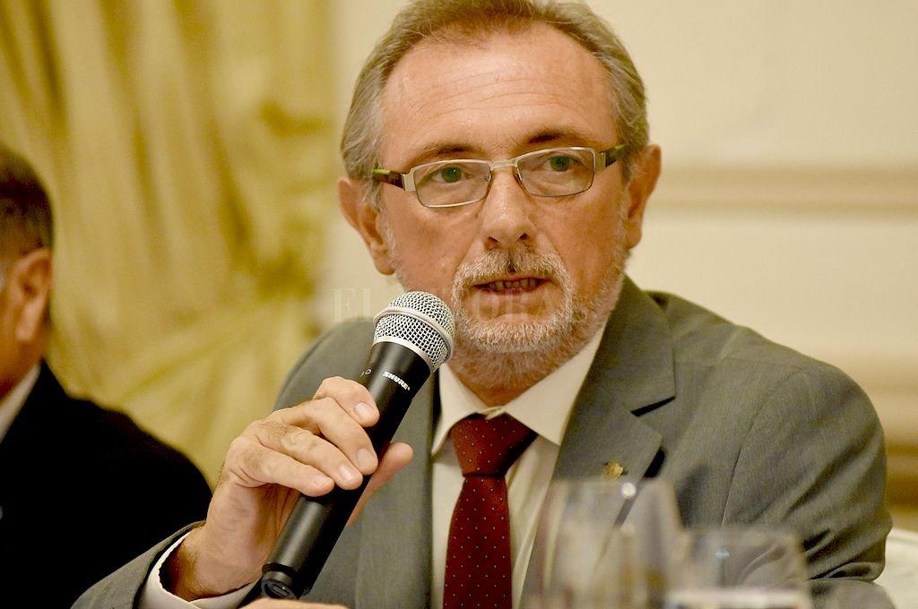 Daniel Costamagna. Crédito: Archivo El Litoral / Manuel Fabatía