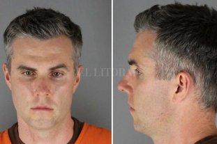 Un policía imputado por el crimen de George Floyd tiene antecedentes judiciales -  -