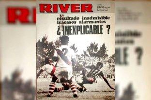 """Cuando River se """"comió"""" 4 en Colón... pero no fue Colón"""