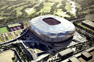 Qatar finalizó su tercer estadio mundialista