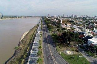 """El Río Paraná """"quieto"""" y con perspectivas de volver a bajar"""
