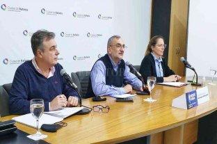 Calvo encabezó una nueva reunión del Comité de Emergencia