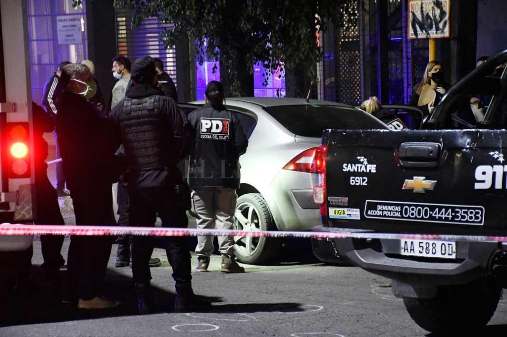 Pese a los estrictos controles dispuestos por la cuarentena obligatoria, la violencia e inseguridad no perdieron terreno en Santa Fe Crédito: Marcelo Manera