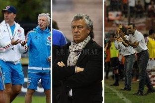 """Vasco"", Lorenzo y ""Pipo"": tres para el ballotage final"