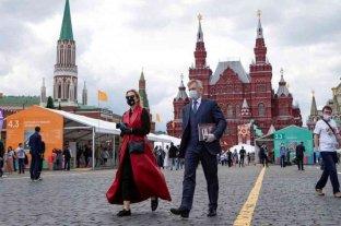 Más de 10.000 fallecidos por coronavirus en Rusia
