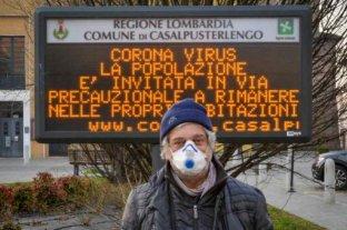 Coronavirus: Italia se prepara para imponer un toque de queda en dos regiones del país