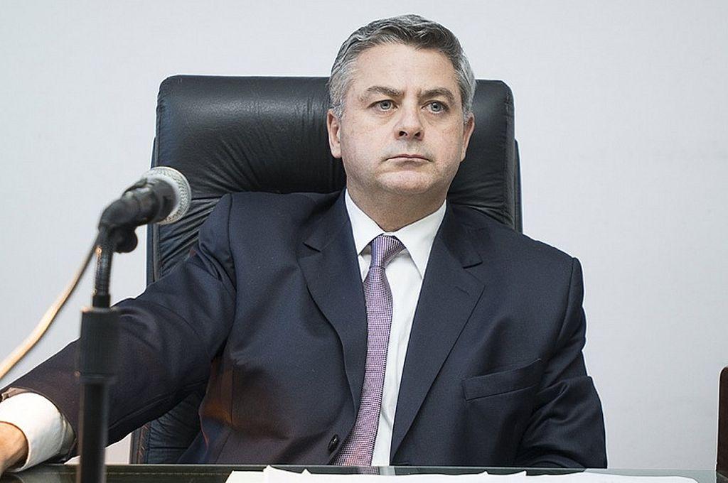 El juez Sebastián Ramos resolvió archivar la causa.  Crédito: Archivo