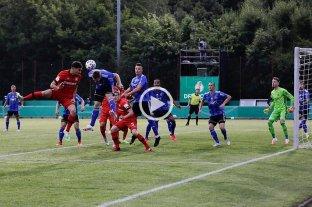 Alario marcó un gol en la clasificación de Bayer Leverkusen a la final de la Copa de Alemania