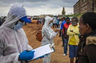 Coronavirus: Sudáfrica registró más de 9.000 casos diarios