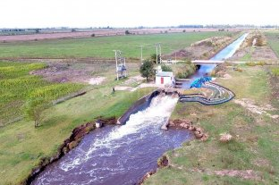 Melincué: preocupa el abandono provincial de la situación hídrica