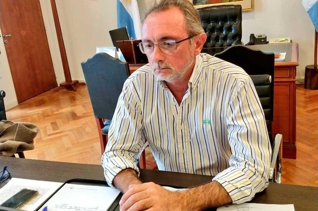 Daniel Costamagna, ministro de la Producción de Santa Fe Crédito: Gentileza