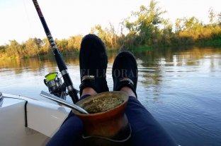 Oficial: permitieron la pesca deportiva y la navegación para recreación en Santa Fe