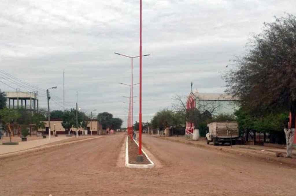 Rivadavia Banda Sur.